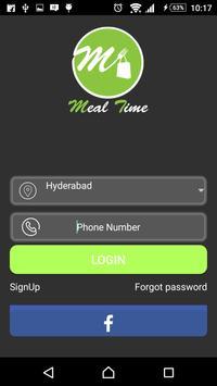 Meal Time apk screenshot