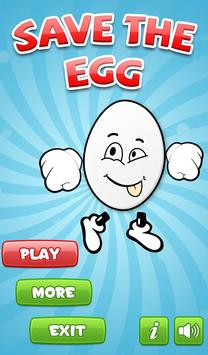 Save The Egg poster