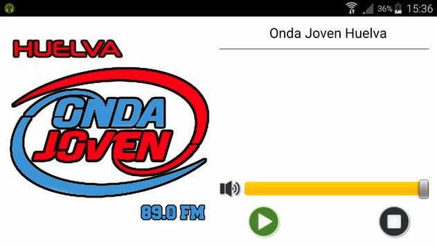 Onda Joven Huelva Rtv screenshot 1