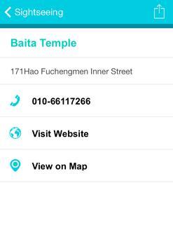 Beijing - Travel Guide screenshot 4