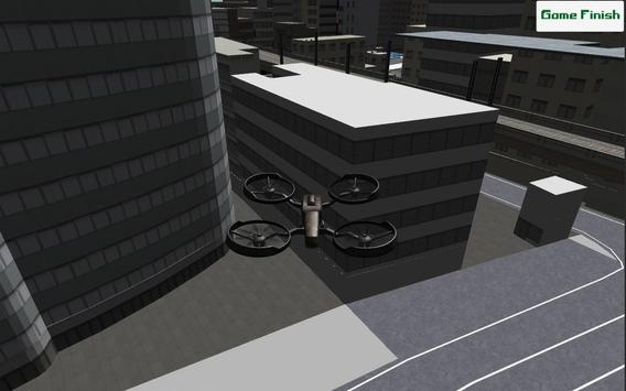Drone City Simulation 3D screenshot 2