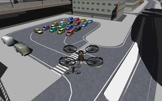 Drone City Simulation 3D screenshot 3