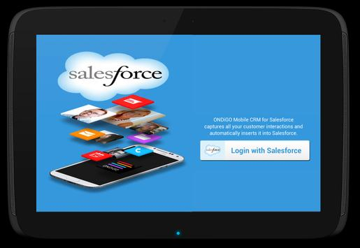 Ondigo for Salesforce screenshot 7