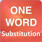 One Word Substitution Offline icon