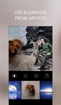 BlendMix - Fantasy Photo Blend screenshot 4