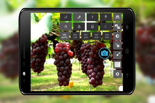 Sweet Selfie HD-Camera For HTC screenshot 1