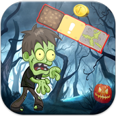 Zombie Guardian Halloween icon