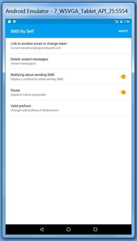 Bulk SMS messaging, send free! for Android - APK Download