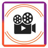 Mobile screen recorder video 2 icon