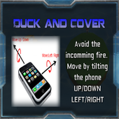 Duck and Cover icon