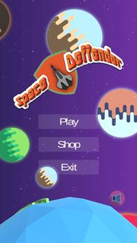Space Deffender poster