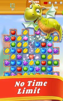Match Dragon: Match 3 Puzzle game poster