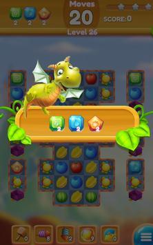 Match Dragon: Match 3 Puzzle game screenshot 13