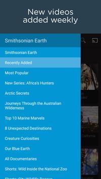 Smithsonian Earth apk screenshot