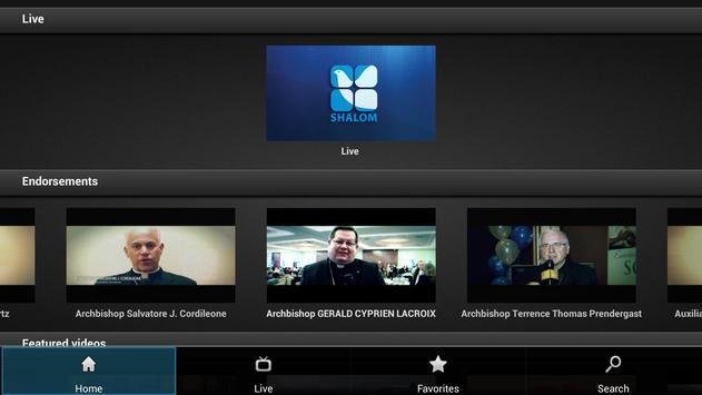 Shalom TV screenshot 3