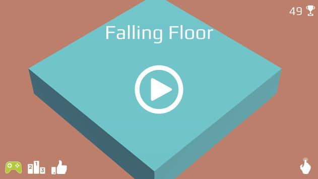 Falling Floor - Survive on a platform apk screenshot