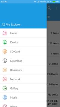 AZ File Explorer screenshot 1