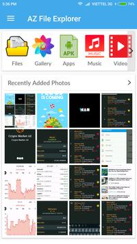 AZ File Explorer screenshot 6