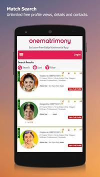 Balija - OneMatrimony screenshot 3