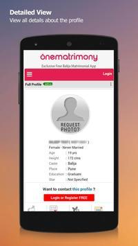 Balija - OneMatrimony screenshot 4