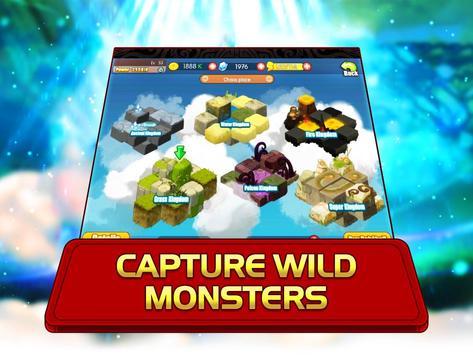 Monster King 3D apk screenshot