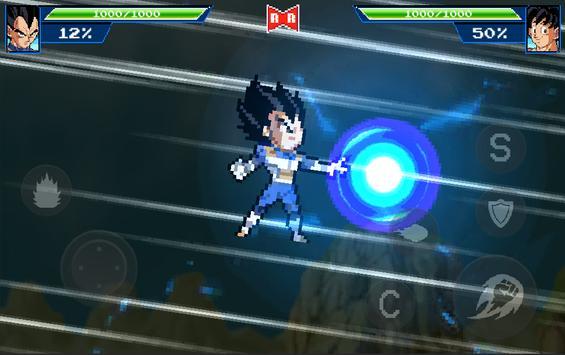 Legendary Z Warriors imagem de tela 2