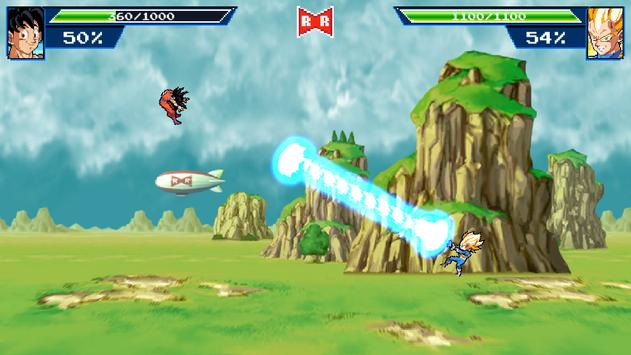 Legendary Z Warriors screenshot 4