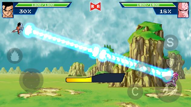 Legendary Z Warriors screenshot 5
