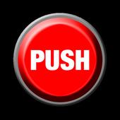 One Million Button icon