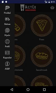 Azték Pizzéria screenshot 5