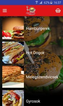 Óriás Hamburger & Gyros Center poster