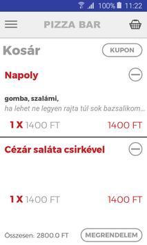 Pizza Bar screenshot 3