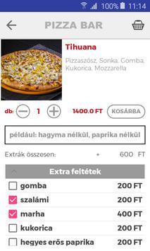 Pizza Bar screenshot 2
