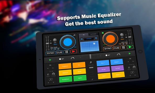 Mobile DJ Controller screenshot 1