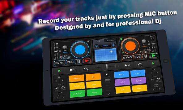 Mobile DJ Controller screenshot 2
