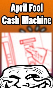 Fake Cash Machine poster