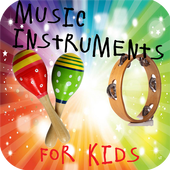 Music Instrument Toys For Kids icon