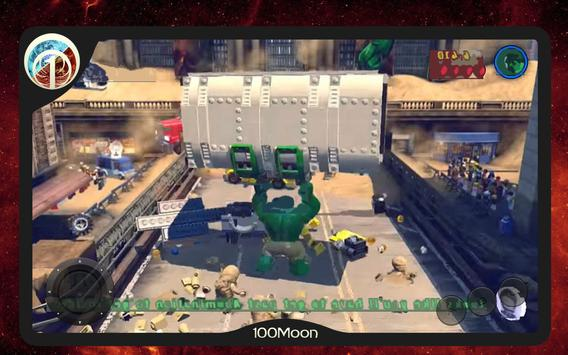 Cheats for LEGO Super Heroes screenshot 2