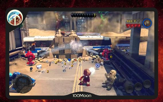 Cheats for LEGO Super Heroes screenshot 5