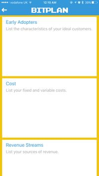 BitPlan - Organise your ideas apk screenshot
