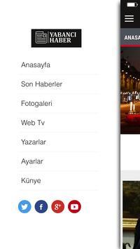 Yabancı Haber apk screenshot
