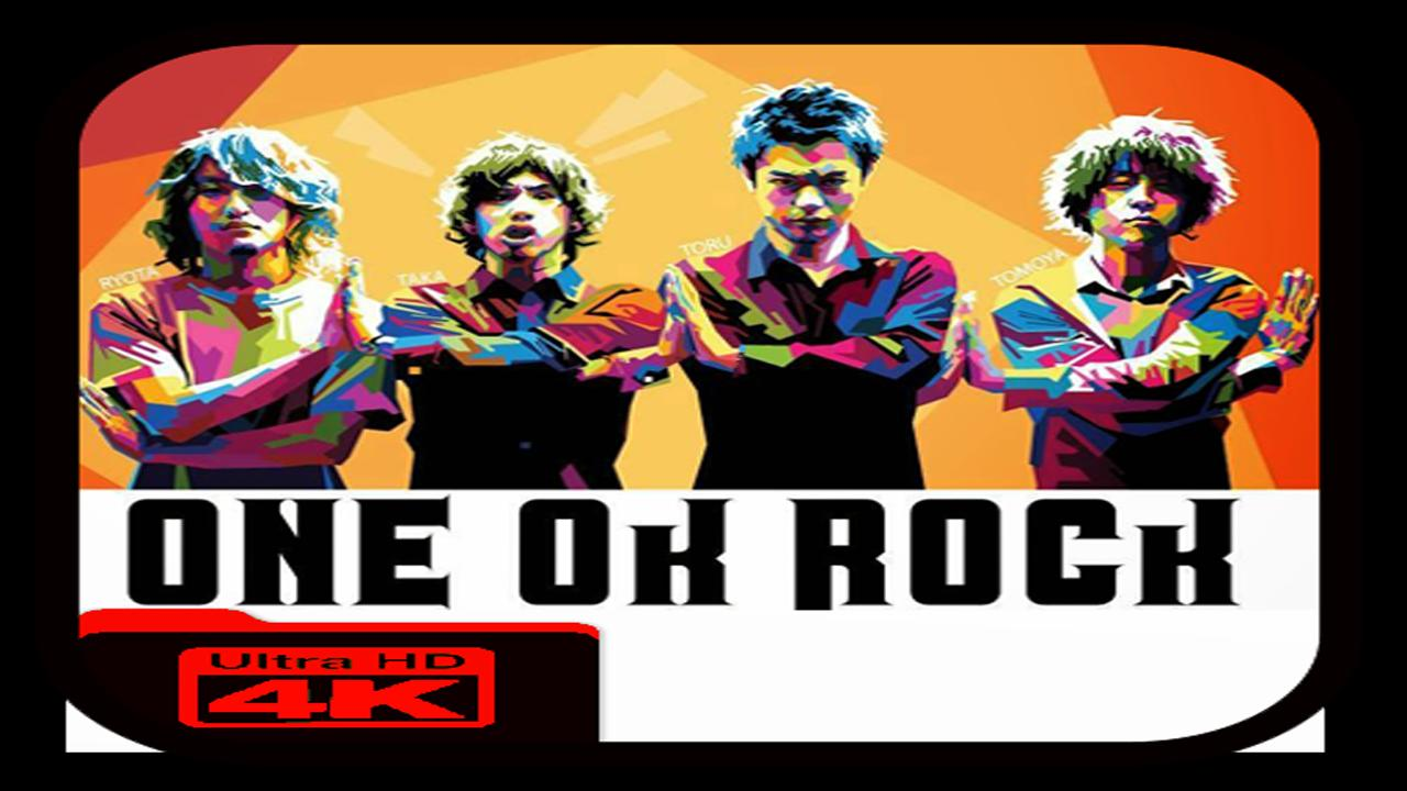 Android 用の One Ok Rock Wallpaper Hd Apk をダウンロード