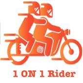 1ON1 Bike Rider icon