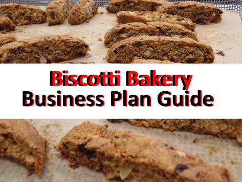 Biscotti Bakery Business Plan Guide screenshot 1