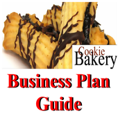 Cookie Bakery Business Plan Guide icon
