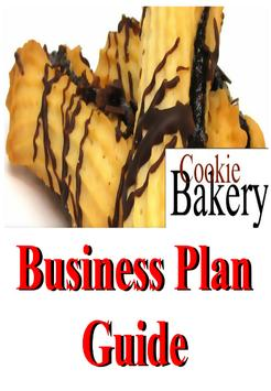 Cookie Bakery Business Plan Guide apk screenshot