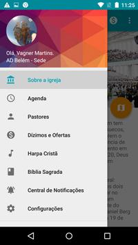 Assembléia de Deus Ministério Belém - Sede Oficial screenshot 7