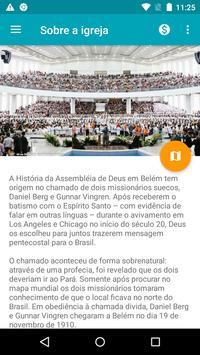 Assembléia de Deus Ministério Belém - Sede Oficial screenshot 6