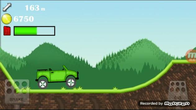 Hill Climb Driver apk screenshot