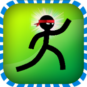 Run Stickman Endless icon
